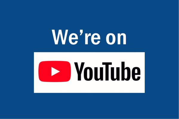 Watch our Videos!